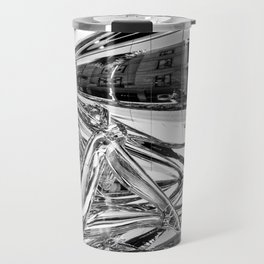 Take Us To Your Handbags Travel Mug