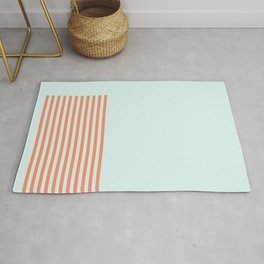 Beach Stripes Rug