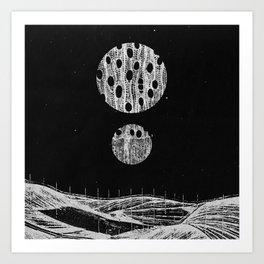 Landscape 1 Art Print