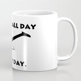 Guitar All Day Every Day Guitarist Coffee Mug