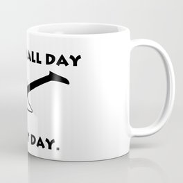 Guitar All Day Every Day Guitarist Coffee Mug