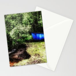 Up The Creek Stationery Cards