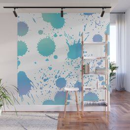 Paint Splash Wall Mural