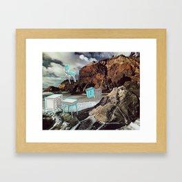 Classroom  Framed Art Print