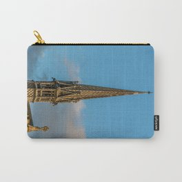 Exeter College Chapel Spire Oxford University England Carry-All Pouch