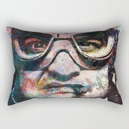 Great Belushi Rectangular Pillow