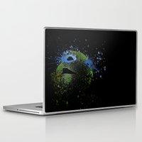 leo Laptop & iPad Skins featuring Leo by Arian Noveir
