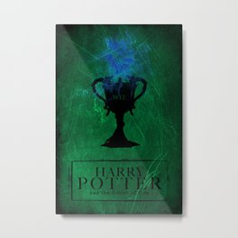 The Goblet of Fire Metal Print