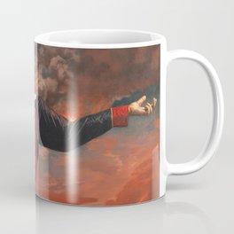 Big Tex Burning Coffee Mug