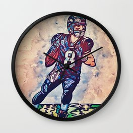 Fan Zone 2. Wall Clock