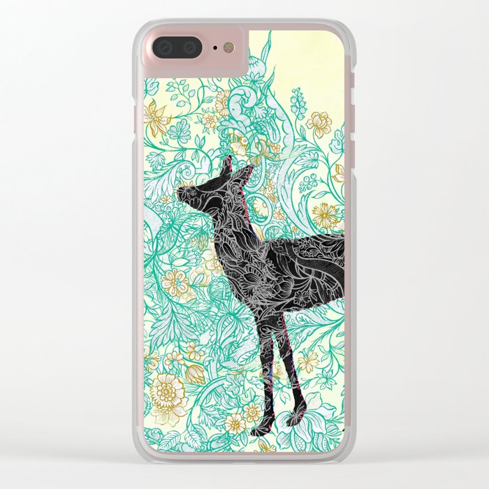 An Enchantment Clear iPhone Case