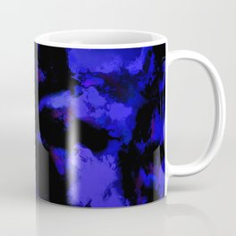 Interruption blue Coffee Mug