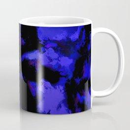 Interruption blue Coffee Mug