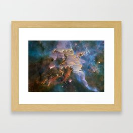 Carina Nebula Framed Art Print