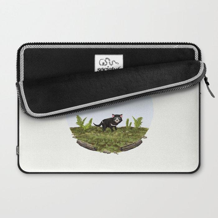 Tasmanian devil (Sarcophilus harrisii) Laptop Sleeve