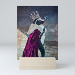 Your Majesty, Parker Penguin Mini Art Print