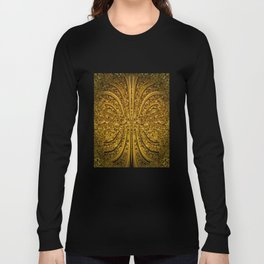 Time Jewel by Joanna Aqua Long Sleeve T-shirt