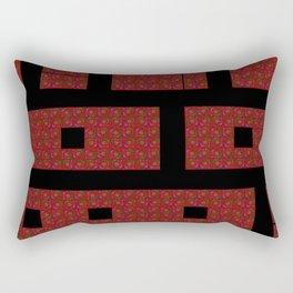 Circular 17 Rectangular Pillow