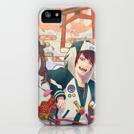 Kotobuki iPhone Case