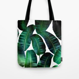 Cosmic Banana Leaves #society6 #decor #buyart Tote Bag