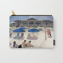 Cooper's Beach, Southampton Carry-All Pouch