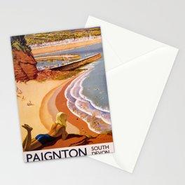affisso Paignton Stationery Cards