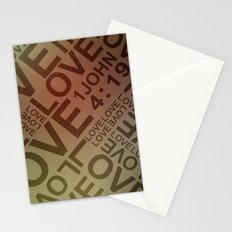 L O V E {II} Stationery Cards