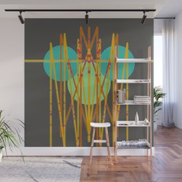 Fences Wall Mural