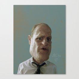 Marty 2012 Canvas Print