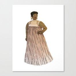 Dress #3 Canvas Print