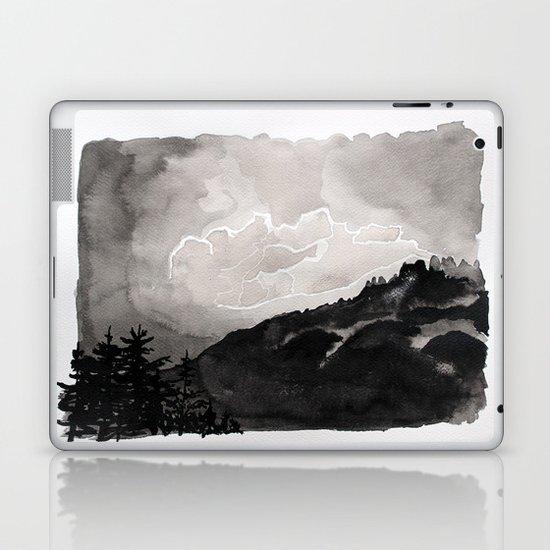 Thunderstorm Laptop & iPad Skin