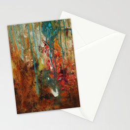 The Canyon (Piece 3) Stationery Cards