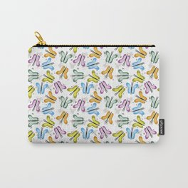WISE BUTTERFLY Carry-All Pouch