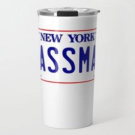 New York Assman Travel Mug