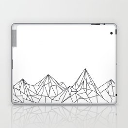 Night Court Mountain Design Laptop & iPad Skin