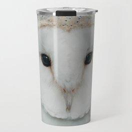 Barney The Owl Travel Mug