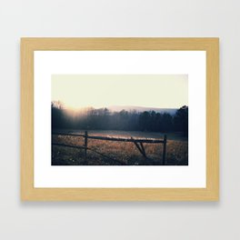 The Best Things in Life... Framed Art Print