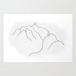 Oimpo Art Print