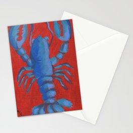 Lobster NY1B, 5 Stationery Cards