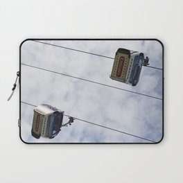 Emirates Cable Car London Laptop Sleeve