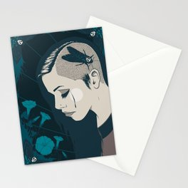 La Moire Stationery Cards