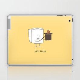 Dirty tricks Laptop & iPad Skin