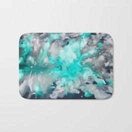 Ocean Turquoise Bath Mat