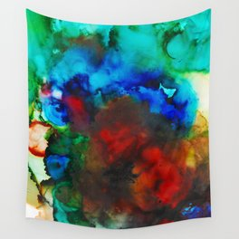 Ink 123 Wall Tapestry