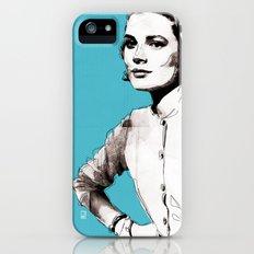 Grace Kelly iPhone (5, 5s) Slim Case