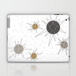 Atomic Stars Neutral Laptop & iPad Skin