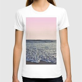 When The Waves Kiss The Shore T-shirt