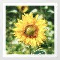 Sunflower by perkinsdesigns
