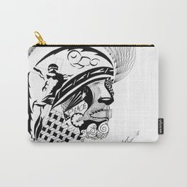 Mother Teresa Carry-All Pouch