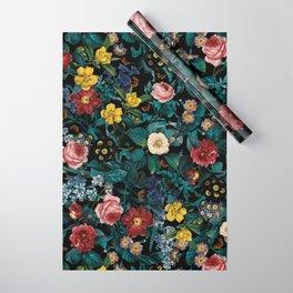 Night Garden XXV Wrapping Paper